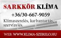 Sarkkör Klímaszerelés, karbantartás, szervíz